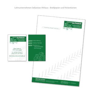 Lohnunternehmen Sebastian Althaus